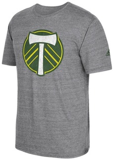 adidas Men's Portland Timbers Vintage Too Triblend T-Shirt
