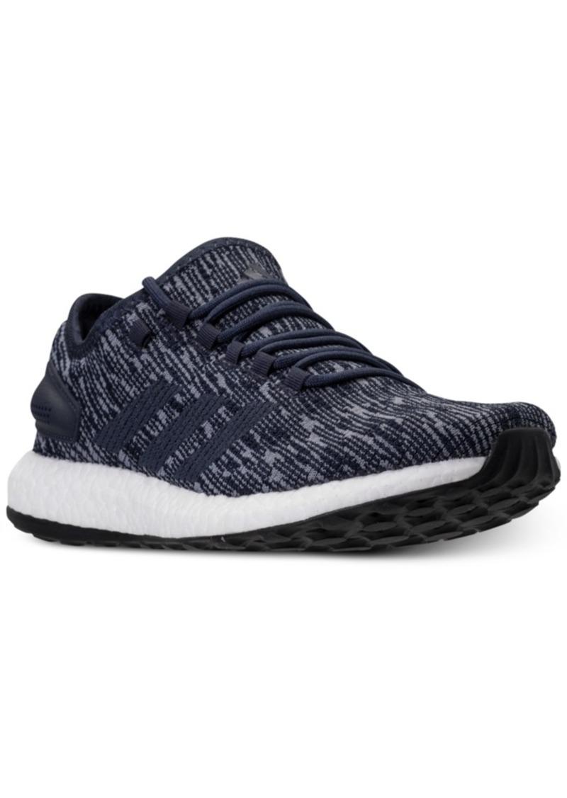 Adidas Adidas Uomini Pureboost Correndo Scarpe Dal Traguardo