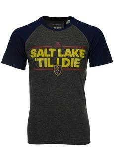 adidas Men's Real Salt Lake Dassler Local T-Shirt