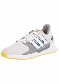 adidas Men's Run90S Sneaker Orbit Grey/FTWR White/Dove Grey  M US
