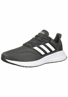 adidas Men's RunFalcon Wide Running Shoe  12 W US