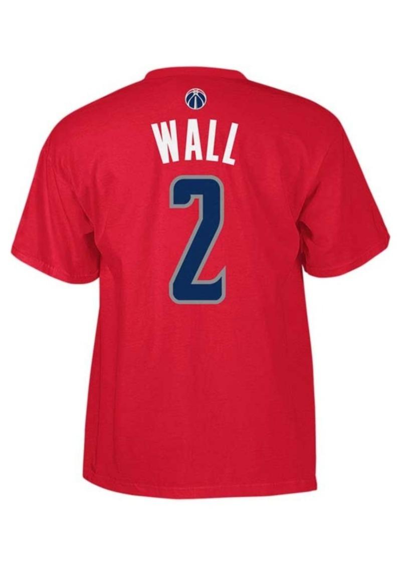 adidas Men's Short-Sleeve John Wall Washington Wizards Player T-Shirt