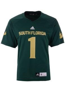 adidas Men's South Florida Bulls Replica Football Jersey