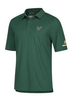 adidas Men's South Florida Bulls Team Iconic Coaches Polo