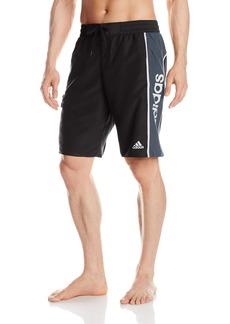 Adidas Men's Speed Volley Swim Trunk