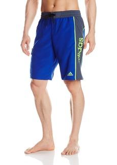 Adidas Men's Speed Volley Swim Trunk