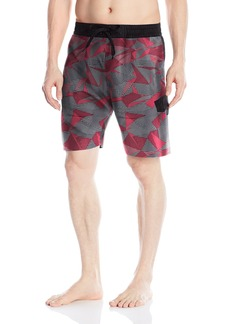 "adidas Men's Sport Geo 9"" Inseam Volley Swim Trunk"