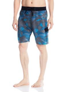 "adidas Men's Sport Geo 9"" Inseam Volley Swim Trunk"