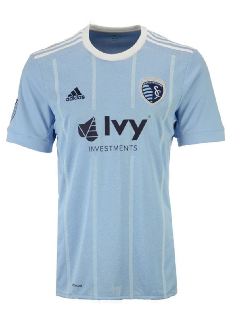 adidas Men's Sporting Kansas City Primary Replica Jersey