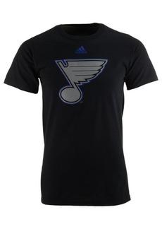adidas Men's St. Louis Blues Ice Out Logo T-Shirt