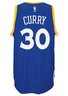adidas Men's Stephen Curry Golden State Warriors New Swingman Jersey
