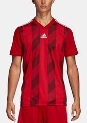 adidas Men's Striped Soccer Jersey
