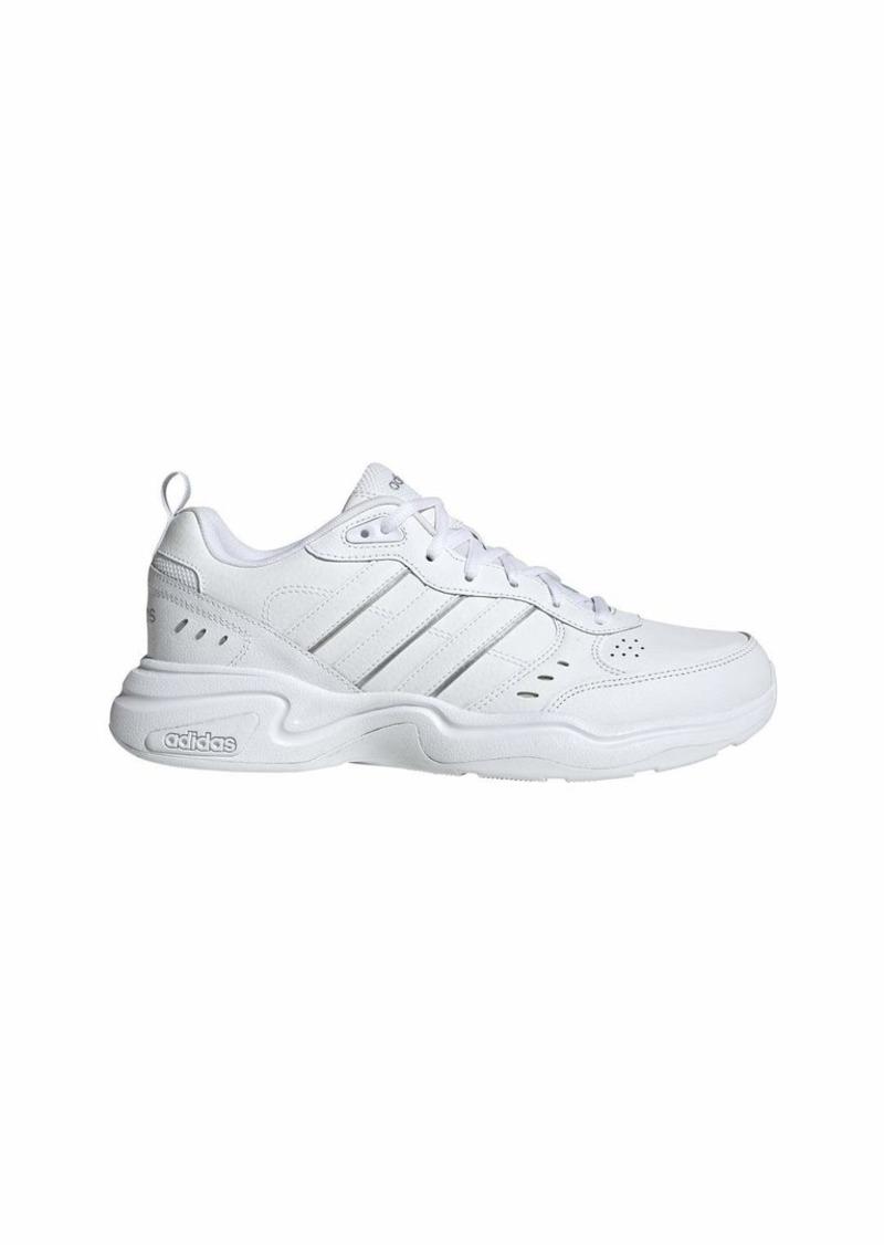 adidas Men's Strutter Sneaker ftwr White/ftwr White/Matte Silver  M US
