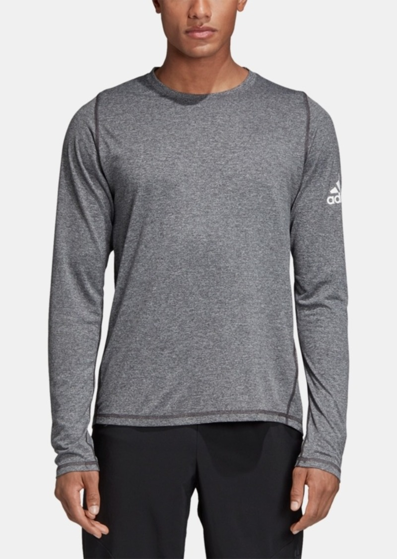 Adidas Men's Supportive Contoured Training Long Sleeve T-Shirt