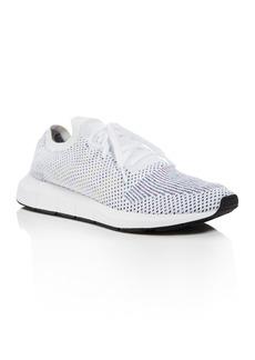 Adidas Men's Swift Run Primeknit Lace Up Sneakers