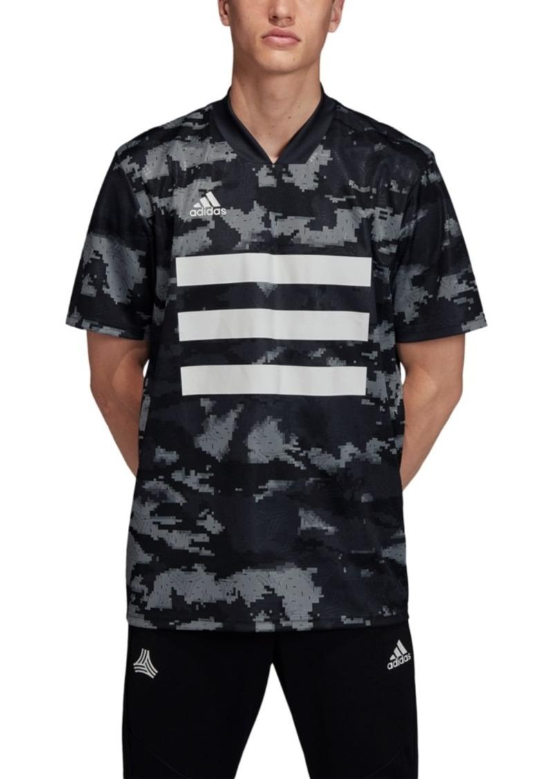 adidas Men's Tango Camo T-Shirt