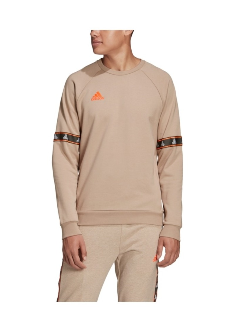 Adidas Men's Tango Heavyweight French Terry Crewneck Sweatshirt