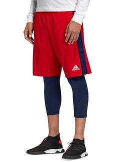 adidas Men's Tango Layered Shorts