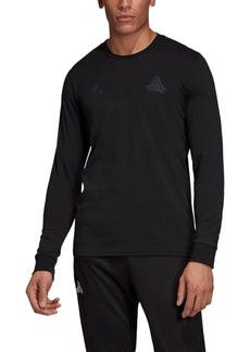 adidas Men's Tango Long-Sleeve T-Shirt