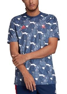 adidas Men's Tango Printed Soccer T-Shirt