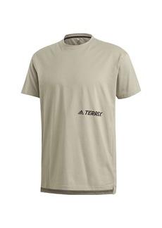 Adidas Men's Terrex Primeblue Logo Tee