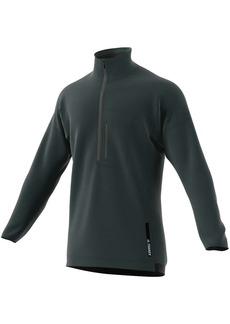 Adidas Men's Terrex Tivid 1/2 Zip Fleece Top
