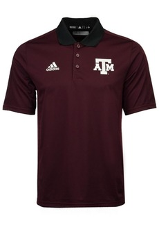 adidas Men's Texas A & M Aggies 2017 Coaches Polo