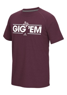 adidas Men's Texas A & M Aggies Dassler Local T-Shirt