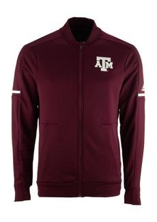 adidas Men's Texas A & M Aggies Sideline Warm-Up Jacket