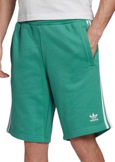 "adidas Men's Three-Stripe 10"" Shorts"