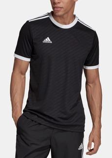 adidas Men's Tiro Jacquard Soccer Jersey
