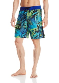Adidas Men's Tropic Thunder Volley Swim Trunk