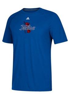 adidas Men's Tulsa Golden Hurricane Sideline Sequel T-Shirt