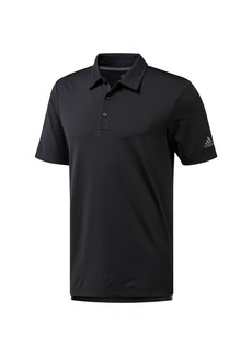 Adidas Mens Ultimate 365 Polo Shirt (Black) - XS - Also in: M, S