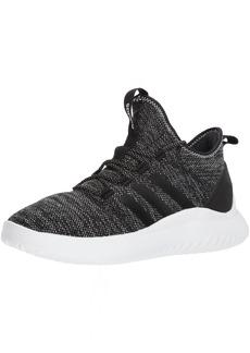 adidas Men's Ultimate Bball Basketball Shoe Black/White  M US