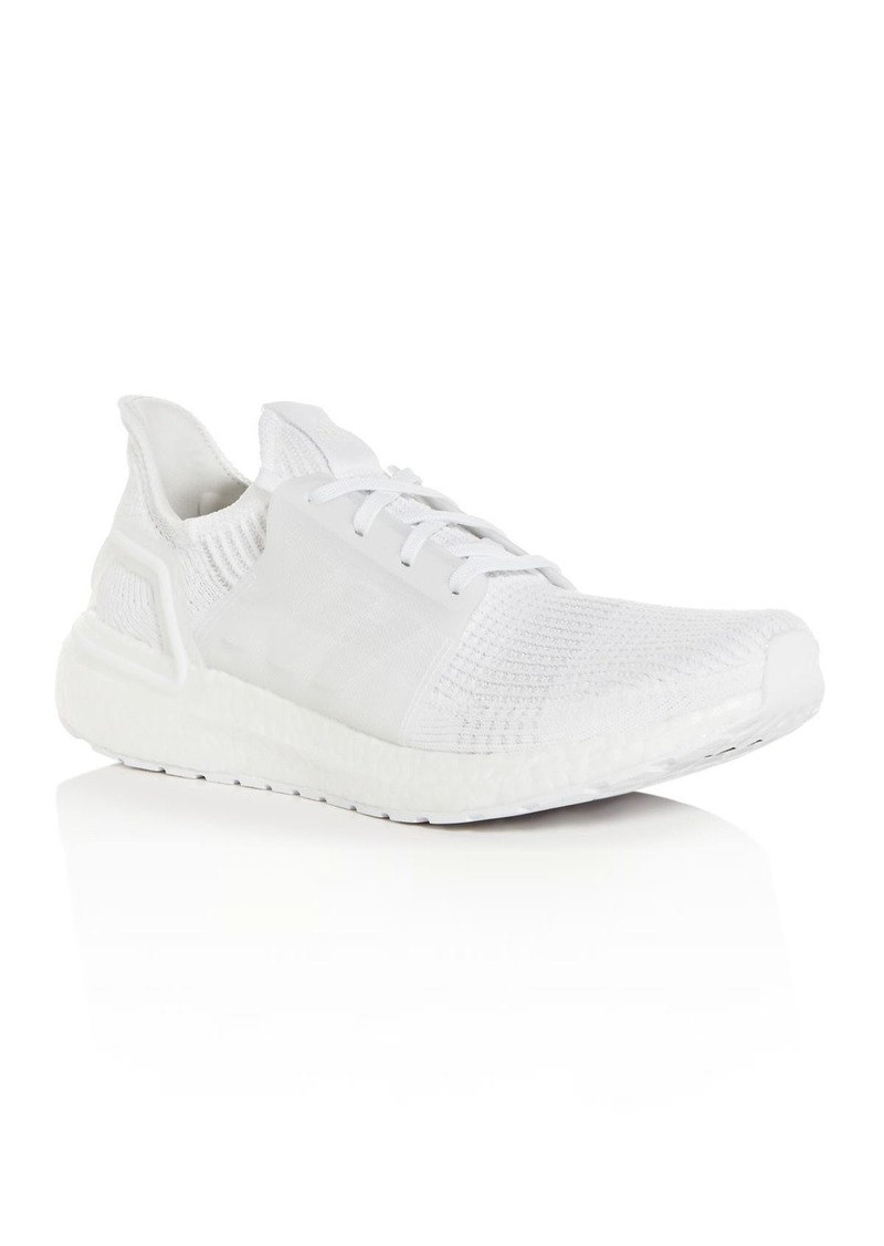 Adidas Men's Ultraboost 19 Primeknit Low-Top Sneakers