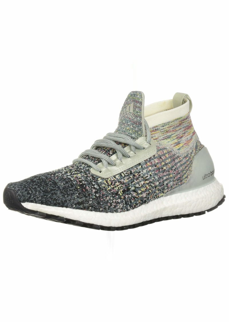 adidas Men's Ultraboost All Terrain LTD Running Shoe ash Silver/Carbon/Black  M US