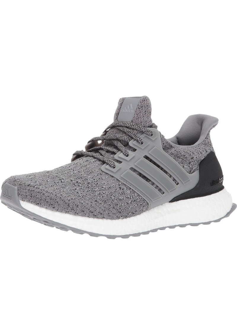 adidas Men's Ultraboost Running Shoe Three/Grey Four  Medium US