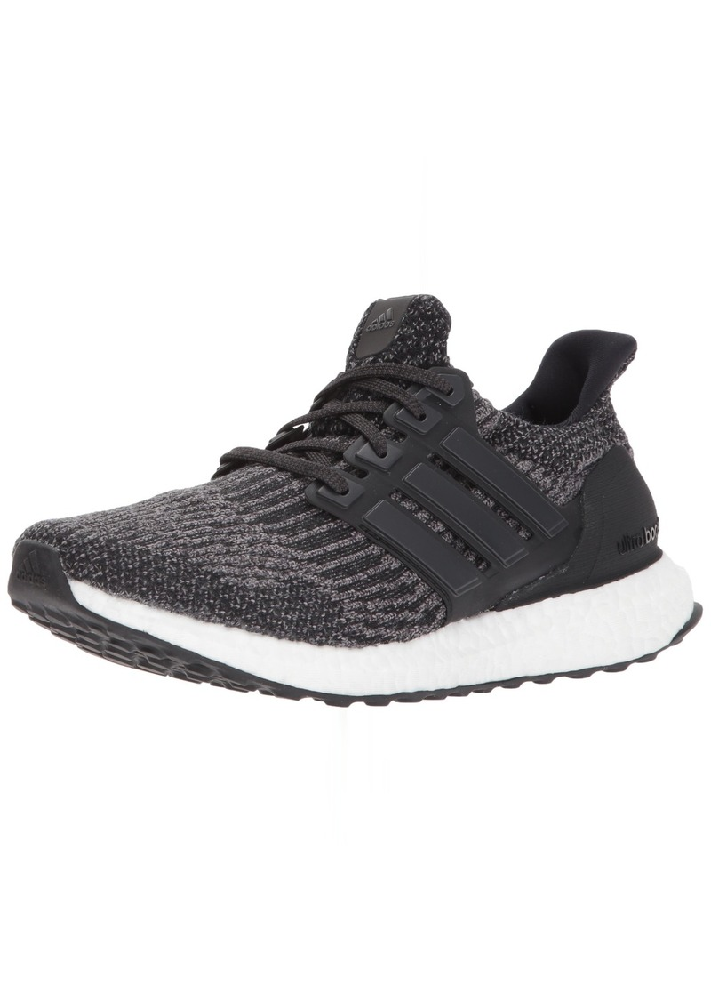 adidas Men's Ultraboost Running Shoe Utility Black  Medium US
