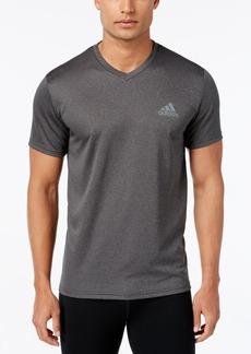 adidas Men's V-Neck ClimaLite T-Shirt