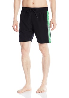 "adidas Men's Vibe 7"" Inseam Volley Swim Trunk"