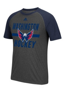 adidas Men's Washington Capitals Breakaway T-Shirt