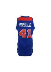 adidas Men's Wes Unseld Washington Bullets Nba Retired Player Jersey