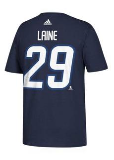 adidas Men's Winnipeg Jets Patrik Laine Silver Player T-Shirt