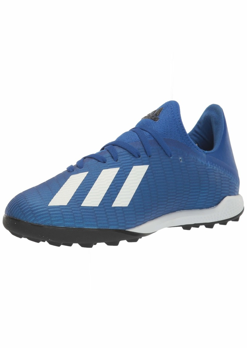 adidas Men's X 19.3 Tf Sneaker Team Royal Blue/FTWR White/core Black