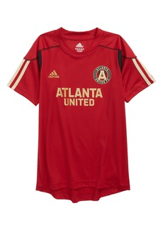 adidas MLS Atlanta United FC Primary Logo Graphic T-Shirt (Big Boys)