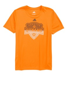 adidas MLS Houston Dynamo Climalite® T-Shirt (Big Boys)