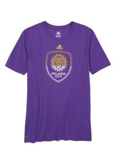 adidas MLS Orlando City SC Climalite® T-Shirt (Big Boys)