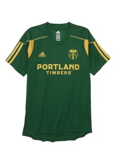 adidas MLS Portland Timbers Primary Logo Graphic T-Shirt (Big Boys)