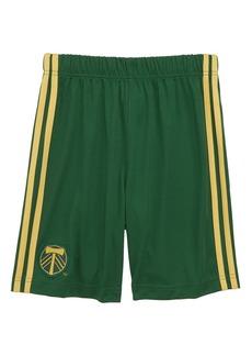 adidas MLS Portland Timbers Shorts (Big Boys)